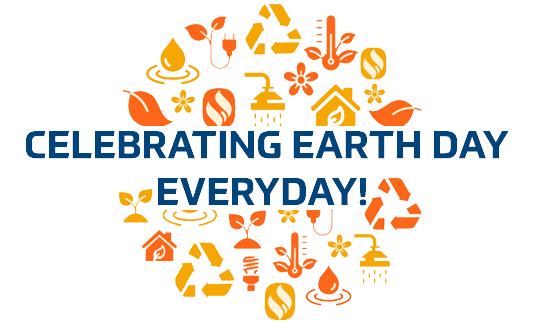 Celebrating Earth Day Everyday!